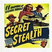 SECRET STEALTH .. SSSHHH!   11 TRACKS