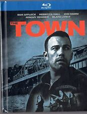 The Town (Blu-ray/DVD, 2012) Ben Affleck, Jon Hamm, Blake Lively  BRAND NEW
