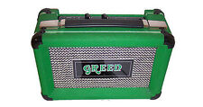 "GREEN Matamp TOASTER 2x4"" Solid State Combo Amp"