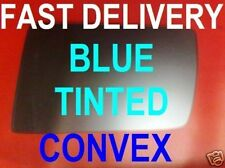 MERCEDES W202 C-CLASS 1993-01 DOOR WING MIRROR GLASS BLUE CONVEX RIGHT OR LEFT