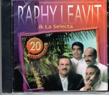Raphy Leavitt y La Selecta 20 Anos Despues   BRAND NEW SEALED  CD
