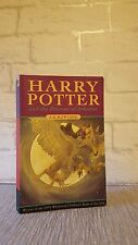 Harry Potter and the Prisoner of Azkaban, J.K.Rowling, Bloomsbury, PB, 1st/1st