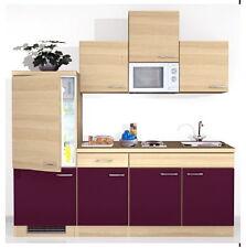 k chenschrank edelstahl in single k chen ebay. Black Bedroom Furniture Sets. Home Design Ideas