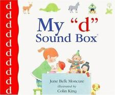 "My ""D"" Sound Box(r) (Sound Box Books)"