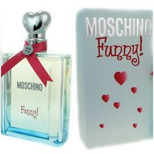 MOSCHINO FUNNY DONNA EDT NATURAL SPRAY - 100 ml