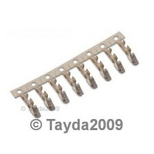 10 x Crimp Terminal Connector 2.54mm - FREE SHIPPING