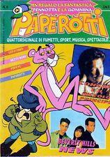 FUMETTI PAPEROTTI 6-LA PANTERA ROSA,BEVERLY HILLS 90210,FABIO CONCATO,BETTY BOOP