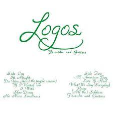 "Logos:  ""Firesides and Guitars""  (CD)"