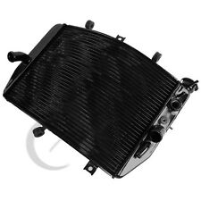 Aluminum Black Oil Radiator Cooler for Suzuki GSXR600 GSX-R600 750 2004-2005 New