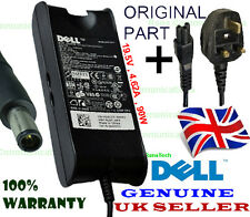 GENUINE ORIGINAL Dell 19.5V 4.62A 90W PA10 Laptop Charger AC Adapter With Cable