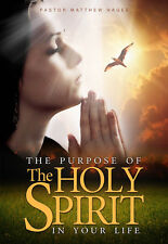 Purpose Of The Holy Spirit In Your Life - Single Cd - Matthew Hagee Teaching