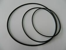 Set Cinghia Nastro GRUNDIG TK 23 rubber Drive Belt Kit