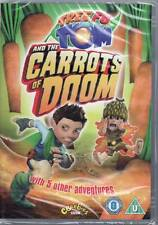 Tree Fu Tom - And The Carrots Of Doom - DVD - Brand New & Sealed
