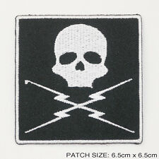 DEATH PROOF - Quentin Tarantino Movie Logo Patch...