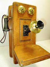 The Country Bell by Guild Radio Wall Telephone Model 556 - Parts / Repair