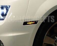 2010-2015 Camaro Front & Rear Side Marker Laser Style Decal kit - cover sticker
