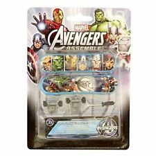 Mini skateboard fingerboard Avengers Super Hero Marvel - NEUF -  de FRANCE