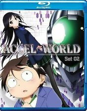 Accel World Set 2 [Blu-ray], New DVDs