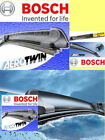 BOSCH AERO TWIN WIPER DOUBLE BLADE for Hyundai i30 04/2010 - ON / 2010 UP