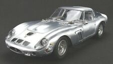 CMC 1:18 1962 Ferrari 250 GTO, Techno-Promo stripped alloy version M-173