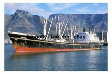 mc4633 - French Cargo Ship - Moheli , built 1963 - photograph