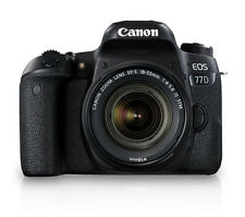 CANON EOS 77D DSLR CAMERA KIT(EF-S18-55 IS STM) @ 24.2MP @ DIGIC 7 @DUAL PIX AF