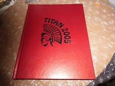 ORIGINAL 2005 SKYLINE HIGH SCHOOL YEARBOOK/ANNUAL/JOURNAL/OAKLAND, CALIFORNIA