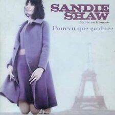 Shaw, Sandie-Pourvu Que Ca Dure: Chante En Francais CD  Very Good