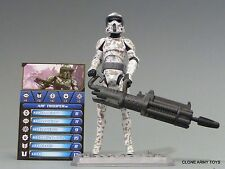 STAR WARS ARF TROOPER JUNGLE CAMO CLONE COLLECTION CW24 TCW SOTDS LOOSE
