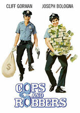Cops and Robbers (DVD, 2015)