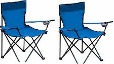 2X-Folding Camping Chairs with Bag ,Collapsible Chair Fishing camping, picnic