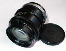 jupiter 9 85 2.0 lens sonnar jena for Kiev Carl Zeiss Contax I II IIa III IIIa
