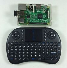 Raspberry Pi 3 Mini Keyboard | 2.4G Wireless Handheld Keyboard For Orange Pi ,PC