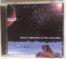 Souls Vibrating In The Universe Cd Album All These Words...