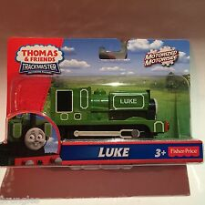 NEW LUKE TRACKMASTER ENGINE NEW FISHER PRICE THOMAS TANK ENGINE TRACK TRAIN