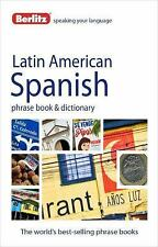 Phrase Book: Latin American Spanish Phrase Book and Dictionary by Berlitz...