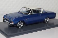 Ford Taunus 17M P3 Coupe blau-weiß1:43 Neo neu & OVP 46200