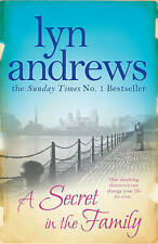 """A Secret in the Family Lyn Andrews """"AS NEW"""" Book"""