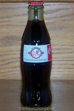 NM 1903-2003 USA ACL NY YANKEES 100th ANNIVERSARY COCA~COLA CLASSIC 8 oz BOTTLE