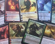 PLANESWALKER with 24 RARES Mtg Bulk Lot Magic ( not spelt plainswalker ).