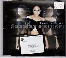 (BU538) Debelah Morgan, Dance With Me - 2001 DJ CD
