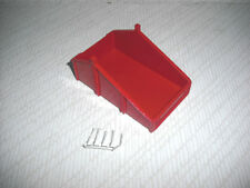 Promod Collectors Model Farm Implement Tool Carrier Box (MF Red)