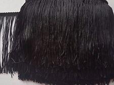 """Tassel Fringe Fringing Trim 15cm 6"""" Drop costume furniture Assorted Colours 1 yd"""