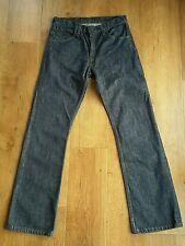 Da Uomo Levi's Strauss & Co. 507 Blu Bootcut Denim Jeans W30 L32 - 32 regolare