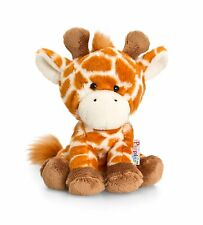 PIPPINS GEORGE THE GIRAFFE BY KEEL TOYS KORIMCO  BNWT 14CMS