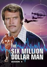 Six Million Dollar Man: Season 4 DVD Region 1, NTSC
