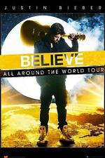 Justin bieber: believe world tour-maxi poster 61cm x 91.5cm (new & sealed)