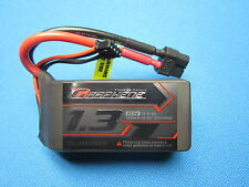 TURNIGY GRAPHENE 1300MAH 3S 11.1V 65C LIPO BATTERY XT60 FPV 250 RACE DRONE QUAD