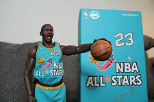 MICHAEL JORDAN 1996 ALL-STAR Enterbay Masterpiece NBA 1:6 Figur #3000 - Deutsch