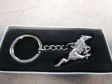 Ford Mustang keyring.